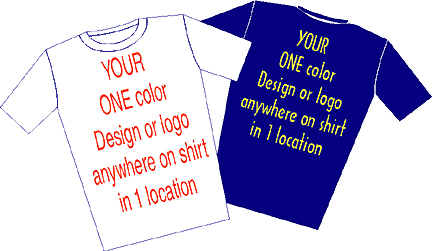 One color tee printing tee shirt printing 1 day cheap for Same day t shirt printing las vegas